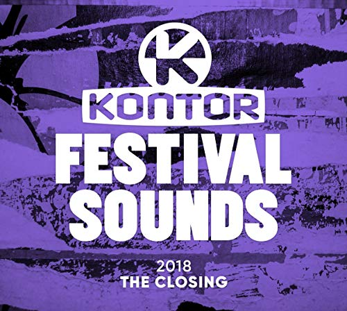 Sampler - Kontor Festival Sounds - The Closing 2018
