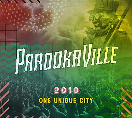 Sampler - Parookaville 2019 - One Unique City