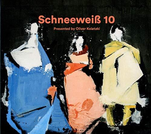 Various - Schneeweiß 10-Pres. By Oliver Koletzki (CD+Mp3)