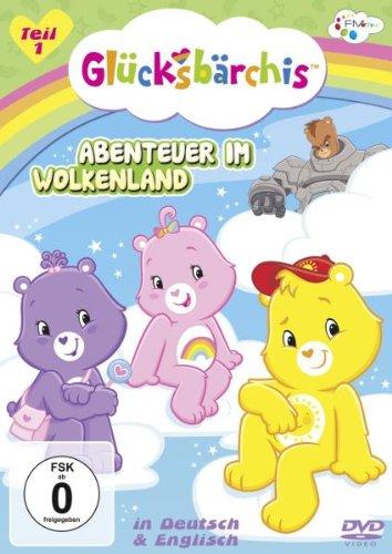 DVD - Glücksbärchis - 1. Abenteuer im Wolkenland