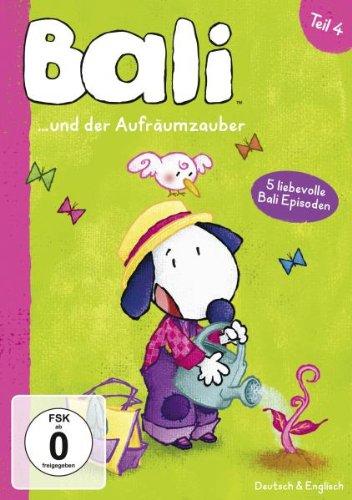 DVD - Bali 4 - ... und der Aufräumzauber (5 Episoden)