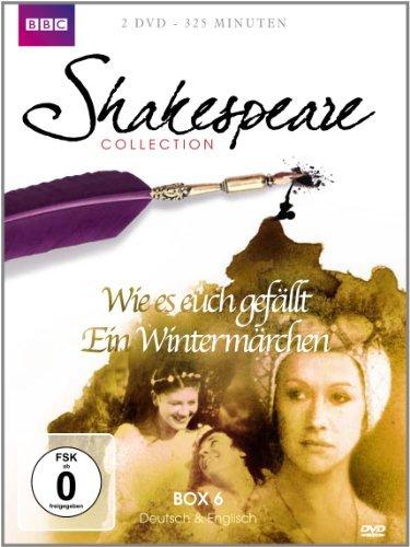 - Shakespeare Collection 6 - Wie es euch gefällt/Ein Wintermärchen [2 DVDs]