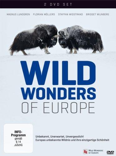 DVD - Wild Wonders of Europe