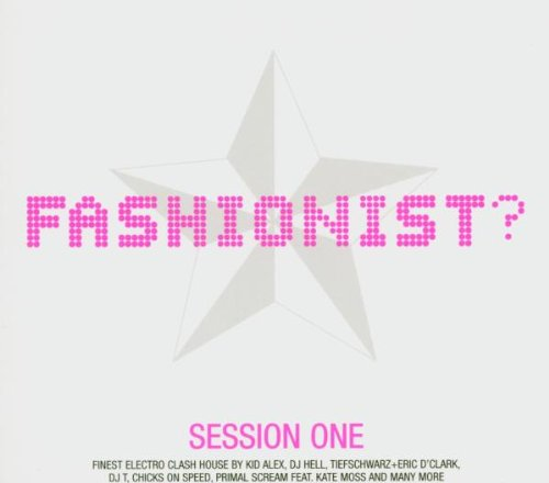 Sampler - Fashionist session 1