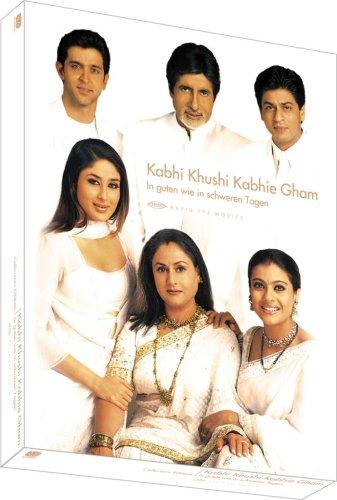 DVD - Kabhi Khushi Kabhie Gham - In guten wie in schweren Tagen (Collector's Edition)