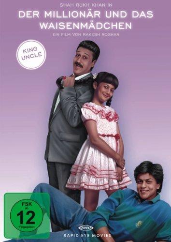 DVD - Der Millionär und das Waisenmädchen - King Uncle