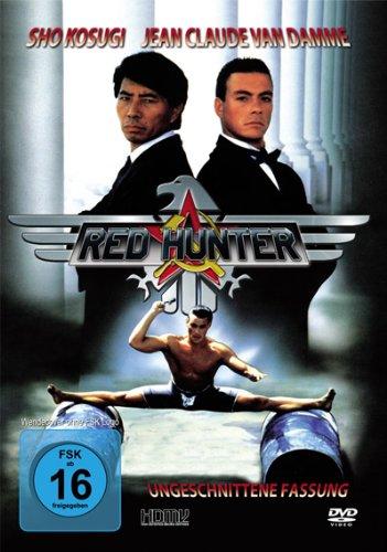DVD - Red Hunter (Uncut)