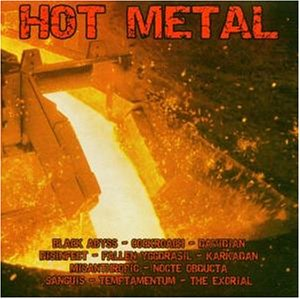 Sampler - Hot metal