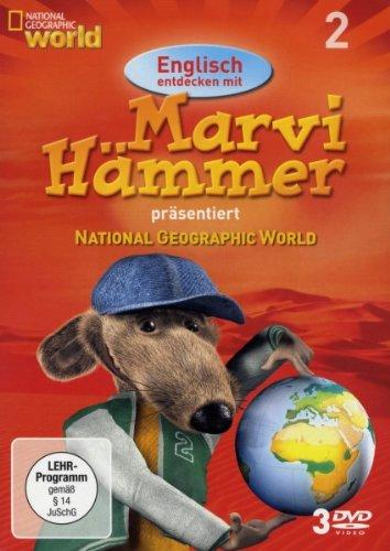 DVD - English entdecken mit Marvi Hämmer 2 (präsentiert National Geographic World)