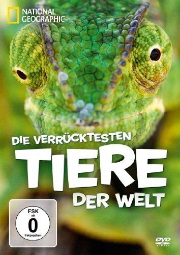 DVD - Die verrücktesten Tiere der Welt (National Geographic)