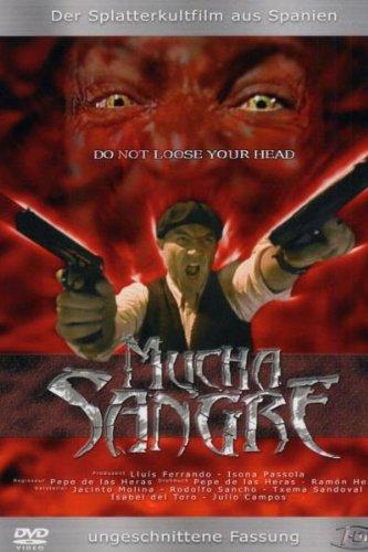 DVD - Mucha Sangre (Uncut)