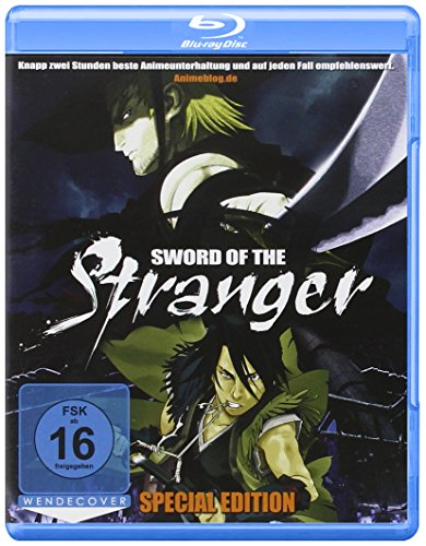 Blu-ray - Sword of the Stranger (Special Edition)