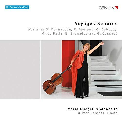 Kliegel , Maria - Voyages Sonores