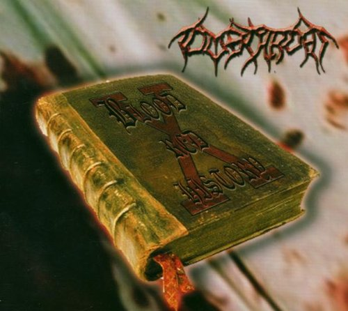 Tombthroat - Blood Red History