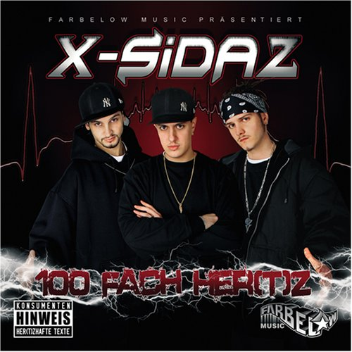 X-Sidaz - 100 fach her(t)z