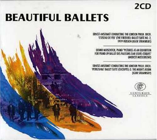 Sampler - Beautiful Ballets