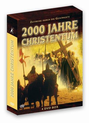 DVD - 2000 Jahre Christentum (Teil 1 & 2/4 DVD`s)