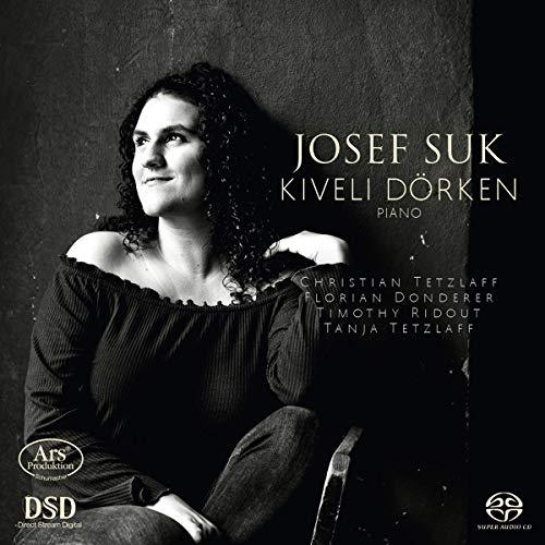 Dörken , Kiveli - Suk: Klavierquintett G-Moll, Op. 8 / Zivotem A Snem, Op. 30 (Tetzlaff, Donderer, Ridout, Tetzlaff) (SACD)