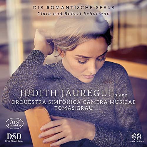 Jauregui , Judith - Die Romantische Seele: Clara und Robert Schumann (OSCM, Grau) (SACD)