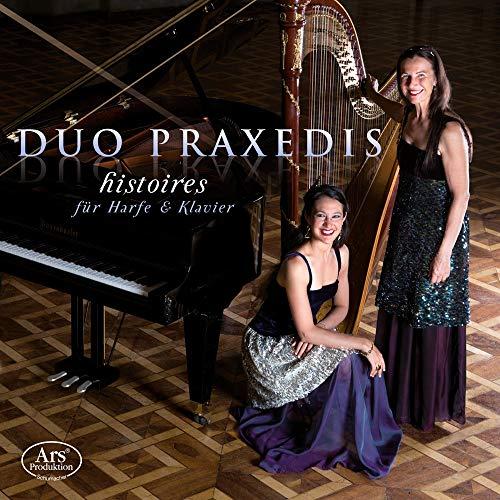 Duo Praxedis - Histoires für Harfe & Klavier