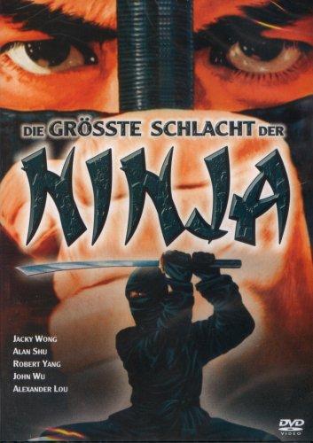 DVD - Die grösste Schlacht der Ninja