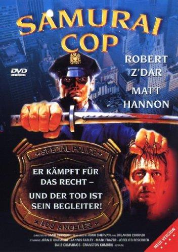 DVD - Samurai Cop