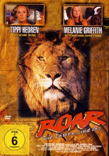 DVD - Roar - Die Löwen sind los