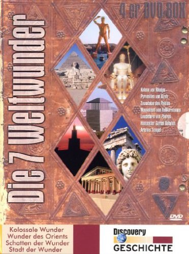 DVD - Die 7 Weltwunder
