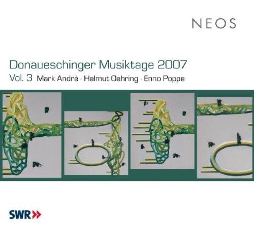 Sampler - Donaueschinger Musiktage 2007 Vol.3