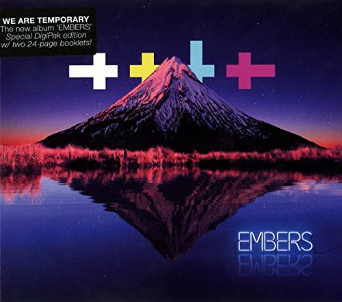 We Are Temporary - Embers (Special DigiPak Edition)