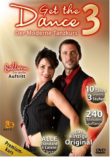 DVD - Get the Dance 3: Premiumkurs (237 Minuten)