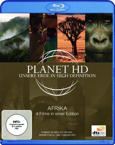 Blu-ray - Unsere Erde in High Definition: Afrika