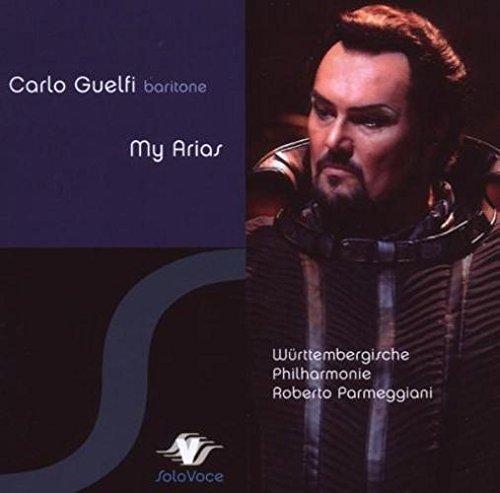 Guelfi , Carlo - My Arias (Württembergische Philharmonie, Parmeggiani)