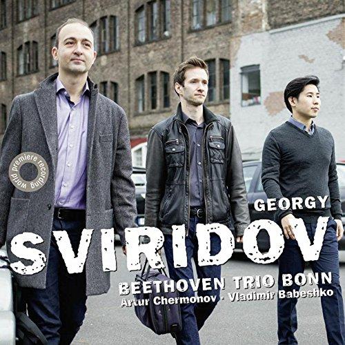Beethoven Trio Bonn - Sviridov: Piano Trio / Piano Quintet / Romance From: The Snowstorm