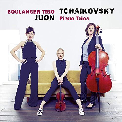 Boulanger Trio - Piano Trios By Tchaikovsky & Juon