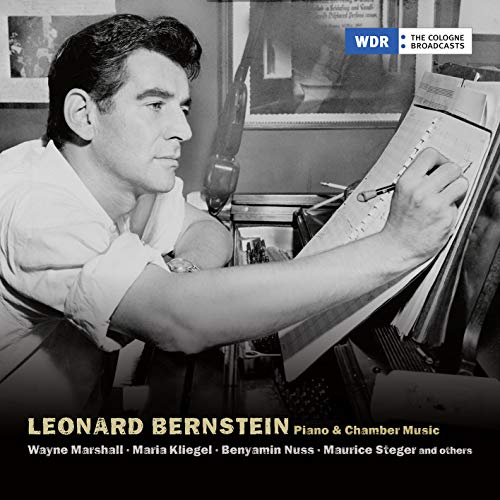 Bernstein , Leonard - Piano & Chamber Music (Played By Marshall, Kliegel, Nuss, Steger, a.o.)