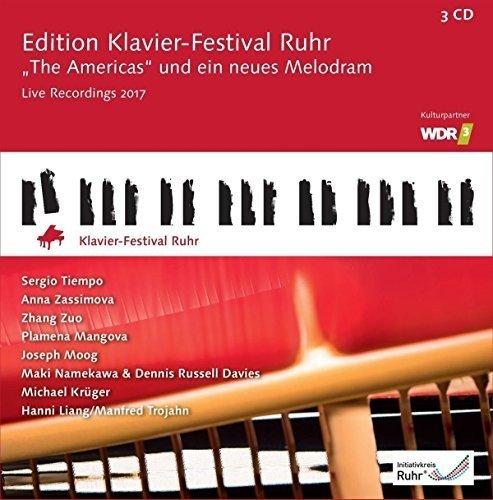 Sampler - Edition Klavier-Festival Ruhr 36 - 'The Americans'  und ein neues Melodram