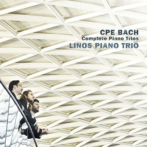 Bach , CPE - Complete Piano Trios (Linos Piano Trio)