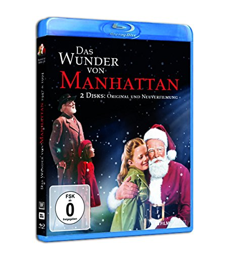 Blu-ray - Das Wunder von Manhattan  (Original & Neuverfilmung) [Blu-ray]