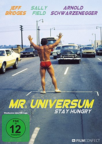 DVD - Mr. Universum (Stay Hungry)