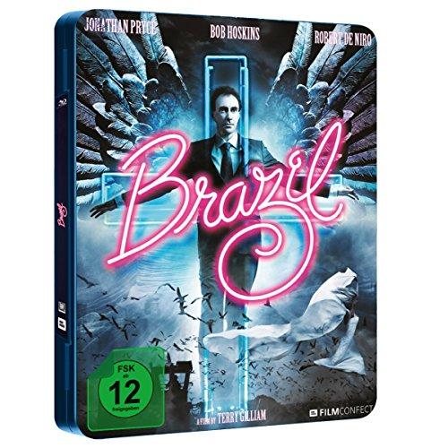 Blu-ray - Brazil (Limited Futurepak Edition) (Steelbook)