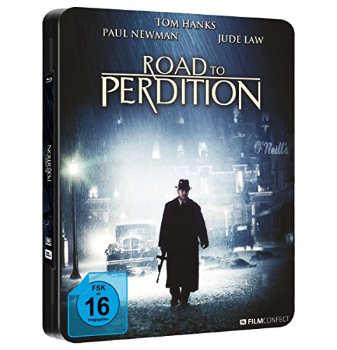 Blu-ray - Road To Perdition (Limited Steelbook Edition)