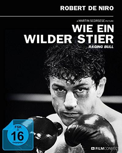 Blu-ray - Wie ein wilder Stier (Limited Mediabook Edition)