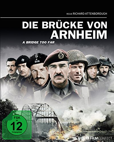 Blu-ray - Die Brücke von Arnheim (Limited Mediabook Edition)