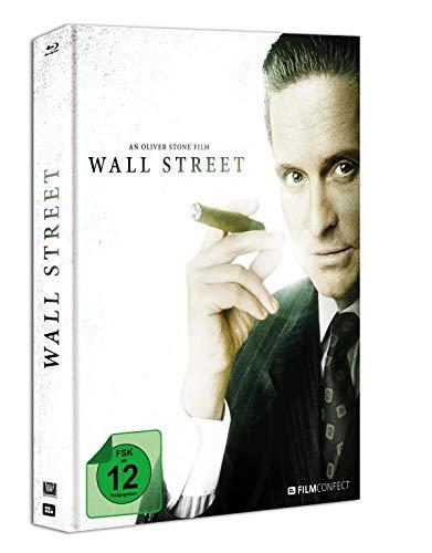 Blu-ray - Wall Street (Mediabook) (Limited Edition)
