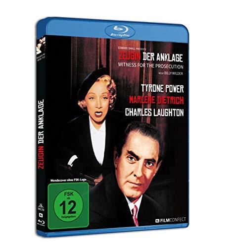 Blu-ray - Zeugin der Anklage
