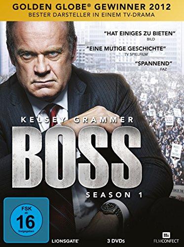 DVD - Boss - Staffel 1