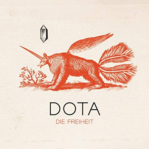 Dota - Die Freiheit - Das neue Album bei Silver Disc