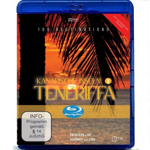Blu-ray - Teneriffa - Kanarische Inseln 1 (100 Destinations)