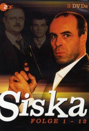 DVD - Siska (Folgen 1 - 12)